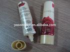 whitening cc cream of plastic tubes