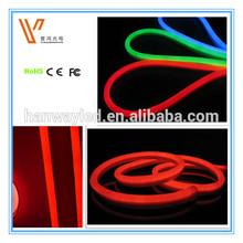rings neon light