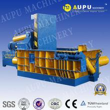 Aupu Machinery direct sale y81-2500 scrap metal hydraulic baler Machine tool