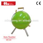 professional design outdoor helmet bbq grill