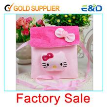 Lovely Korea Stuffed Toys School Bags For Girls