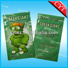 green giant herbal-incense wholesale spice potpourri package bags
