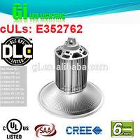 Top quality UL cUL (E352762) DLC high low bay light fixture