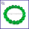Fashion Popular Shiny Green Bracelet,Wholesale Beaded Bracelet For Healthy,Coconut Bead Bracelet For Gift