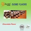 Dm-21506 aromatisés au chocolat gomme/candy avec coco riche arôme