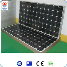 high efficiency solar monocrystalline/polycrystalline panel with frame and MC4 connector