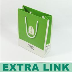 Wholesale Luxury Paper Shopping Bag&Folded Shopping Paper Bag&Custom Printed Paper Bag Alibaba China