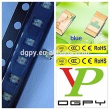 SMD 0603 blue LED Light ( CE & RoHS )
