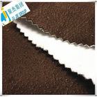 Polyester fabric manufacturer wholesale 100% soft cotton sueded fabric