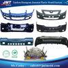 Plastic injection auto car bumper mould auto mold parts