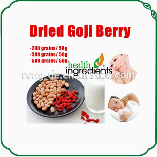 2014 new goji berry dried goji berries fruit