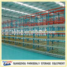 lean manufacturing gravity flow racks