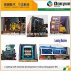 QT6-15B dongyue cement hollow block machine / automatic plaster block making machine price list