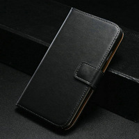 Best sell fashion multifunctional book style folder design newest leather phone case for samsung galaxy note 3 mobile phone