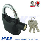 car security battery operated electronic lock