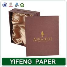 china manufacturer wholesale custom paper cardboard wine 5 liter box