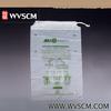 100% biodegradable eco friendly drawsring fashion plastic bags