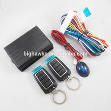 Keyless entry system OEM brand BIGHAWKS K905(M604)-8217 passive keyless entry car alarm