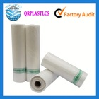 plastic bag roll and holder
