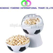 2014 new products Football Popcorn Maker hot air football shape popcorn maker