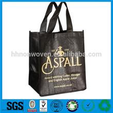 Supplies non woven bag gym bag drawstring cotton