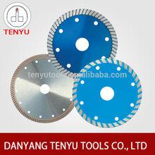 Jiangsu danyang manufacture diamond circular saw blade for asphalt cutting