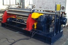 Roll forming machine, iron rolling machine (W11-12X3200)