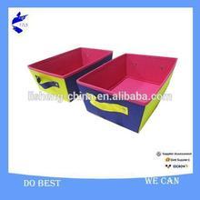 hottest! colorfull storage tote box s#