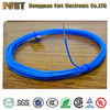 blue colored 0.32 mm tinned copper conductor 28 gauge wire