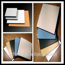 Simples de madeira personalizado hpl fórmica board para venda