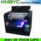phone case printer/mobile phone cover printing machine,A3 size UV LED Flatbed Printer,