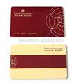 personalizado nuevo modelo de plástico tarjeta de identificación