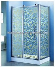 aluminum glass shower room No.p-016
