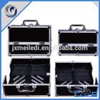 MLD-CC692 Lightweight High-quality Beauty Case Fashionable Aluminum Cosmetic Makeup Train Storage Travel Vanity Box