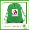 Factory direct sale gym sack drawstring bag