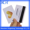 High quality low cost Print Magnetic stripe card