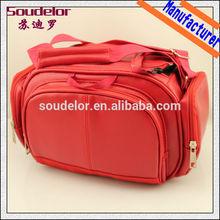 Shoulder Strap leather digital camera bag