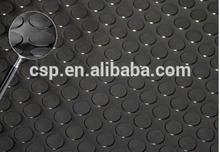 odorlessness Anti-slip Black Rubber sheet/natural 6mm rubber sheet