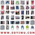 Instock giải phóng mặt bằng& freesamples& khăn glov từ Yiwu thị trường cho khăn& khăn choàng