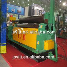 W11-12*2500 mechanical 3-roller symmetrical plate rolling machine of Jiangsu JULI