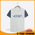 Hombres coreanos ropa de imágenes para la impresión camisetas