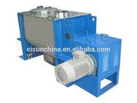 Industrial horizontal ribbon mixer/blender