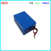 KXD rechargeable 18650 power tool battery pack li-ion 48v 20ah