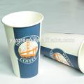 Diaposable papel copo/personalizado impresso papel bebida quente xícara/café copo de papel de fornecedor china