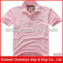 2014 high quality hemp men's polo t shirt wholesale cheap