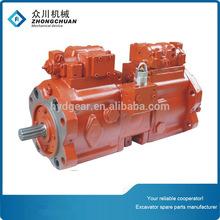 bon prix pour hyundai pelle pompe hydraulique avec une performance stable