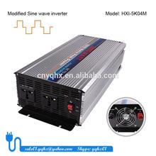 emergency light single phase motor photovoltaic dc/ac power inverter 5000w