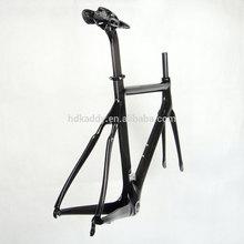 2014 New carbon road bike frame/aerodynamic design TT style (R12)