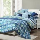 shen zhen joyme 200T reactive print 40s brand name bed sheets