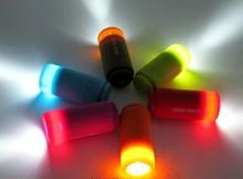 USB recharge lighting key ring